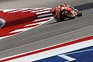 Márquez fecha sexta-feira na frente em Austin; Rossi é 4º