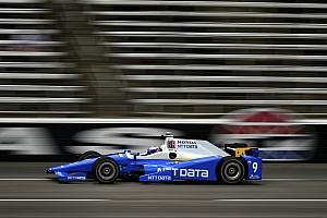 IndyCar Reporte de prácticas Dixon fue el más veloz en la primera práctica en Texas