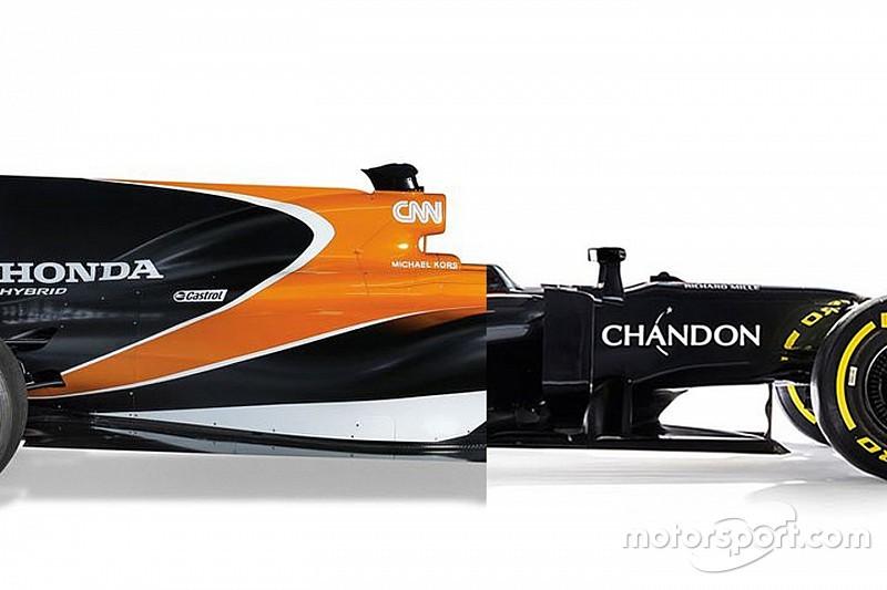 Ф1 2017: боліди McLaren MP4-31 та MCL32 у порівнянні