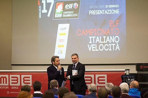 CIV Superbike Ultime notizie Presentata a Verona la stagione 2017 dell'ELF CIV