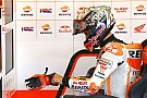Insiden latihan start, Marquez kesal dengan Iannone