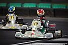 Kart Hiltbrand y Vidales arrancan con buen pie el Mundial de karting