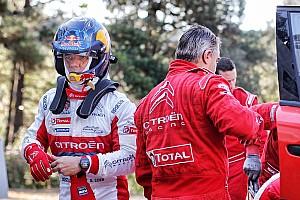 WRC Новость Леб вернется в WRC на этапе в Мексике