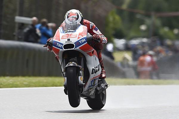 """MotoGP Lorenzo op P11 in Duitsland: """"Had veel slechter resultaat verwacht"""""""