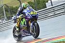 【MotoGP】ヤマハ勢、ウェットで苦戦。ロッシ「かなり困った状況だ」