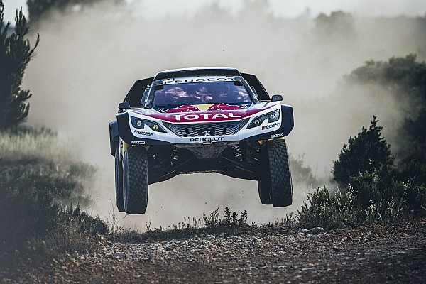 Peugeot оголосила про вихід із «Дакара»