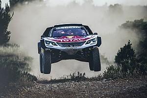 Dakar Últimas notícias Peugeot anuncia fim de seu programa no Rally Dakar