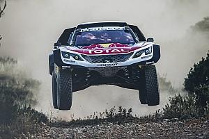 Дакар Топ список Відео: Peugeot тестує Maxi 3008DKR