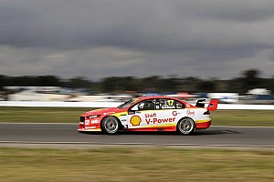 Supercars Qualifying report Winton Supercars: McLaughlin beats Mostert to pole