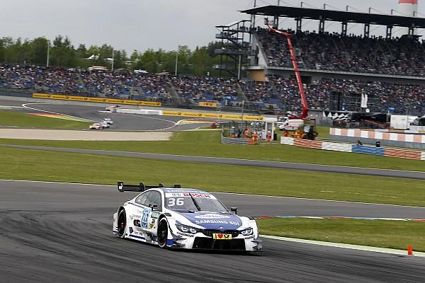 BMW DTM drivers say race pace