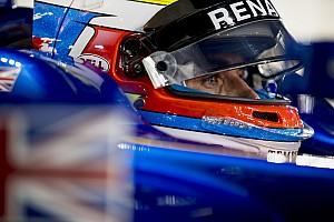 FIA F2 Actualités Rowland veut convaincre Renault pour 2018