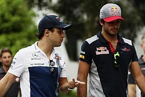 Formule 1 Réactions Massa gêné par Sainz: