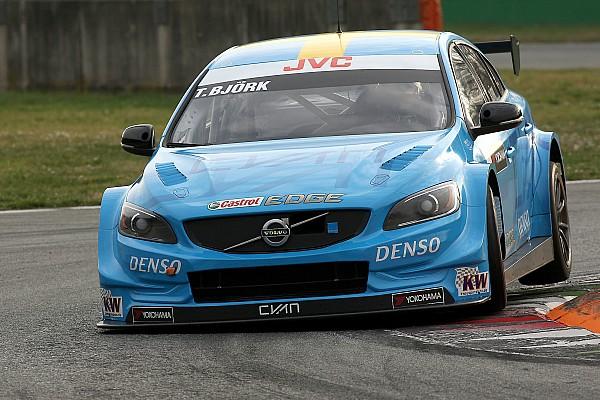 WTCC Qualifyingbericht WTCC in Monza: Volvo erstmals auf Pole-Position