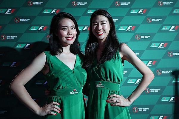 Formel 1 Fotostrecke Formel 1 2017: Die schönsten Girls beim GP Singapur