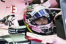 Formula 1 Perez, Meksika'daki deprem fonuna 125 bin pound bağış yaptı
