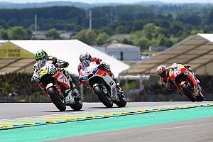 MotoGP Breaking news Crutchlow: Pedrosa would have crashed had I hit him