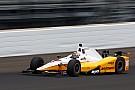"""IndyCar Oriol Servià: """"En el accidente no he podido hacer nada"""""""