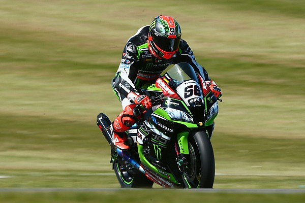 Superbike-WM in Donington: Tom Sykes setzt Siegesserie fort