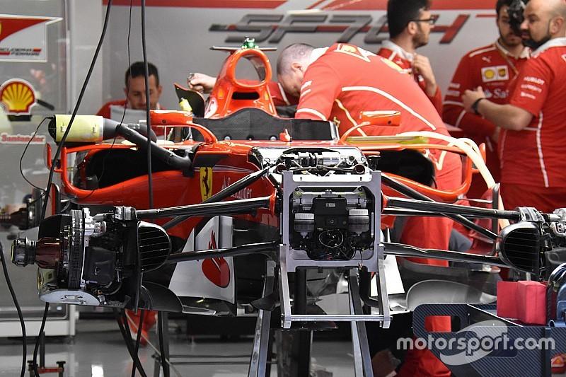 Spanyolországba is hozott magával fejlesztéseket a Ferrari