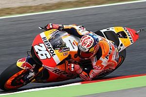 MotoGP 速報ニュース 【MotoGP】カタルニア予選:ペドロサ母国PP獲得。マルケス2度転倒