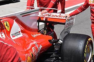 Apróságok változnak a Ferrari hátulján Oroszországban