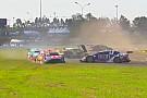 Stock Car Brasil Pizzonia diz que agiu por instinto em acidente com Foresti