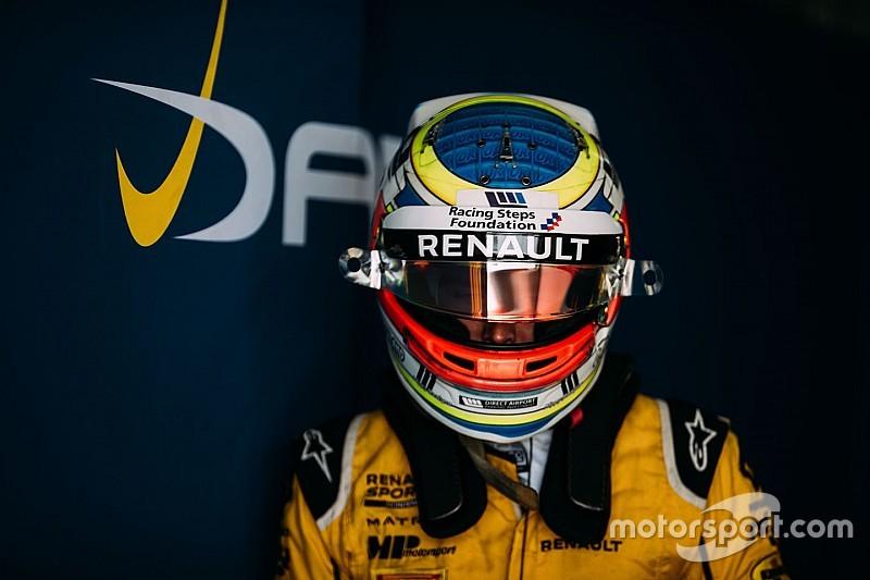 Роуленд стал пилотом программы развития Renault F1