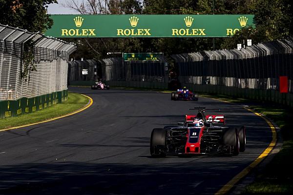 فورمولا 1 فريق هاس منزعجٌ من