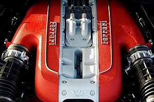 Automotive Breaking news Marchionne rules out turbos for Ferrari V12 engines