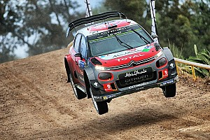 WRC 速報ニュース 【WRC】メキシコ最終日速報:シトロエン薄氷の今季1勝目。トヨタ6位