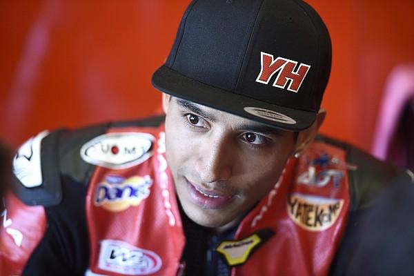 MotoGP News Ersatz für Jonas Folger: Hernandez auf der Tech 3 in Sepang