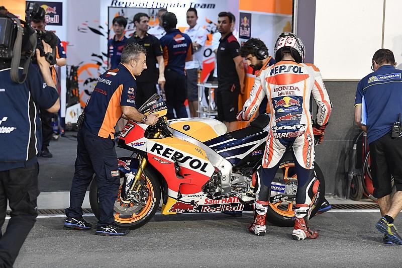 Márquez dans le dur sur un circuit peu favorable à Honda