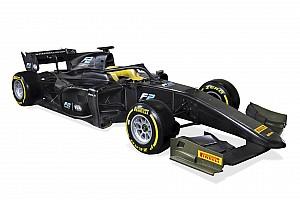 Formula 2 luncurkan mobil 2018 dengan Halo