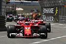 Forma-1 Räikkönen szenzációs rajtelsősége Monacóból a Ferrarival
