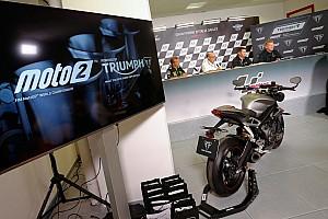 Moto2 Breaking news Triumph resmi jadi pemasok mesin Moto2