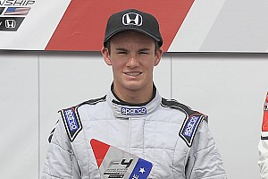 USF2000 Breaking news Kirkwood signs with Cape for USF2000 debut season