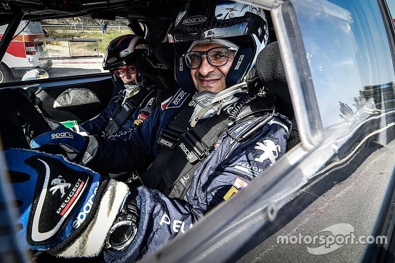 Il personaggio Peugeot - Popi Amati: abbiamo trovato l'assetto giusto