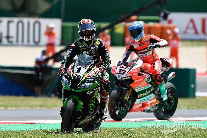 Superbike-WM in Portimao: Jonathan Rea cruist zum 65. Sieg
