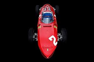 Formule 1 Contenu spécial Les F1 mythiques de Ferrari - La 156 et son