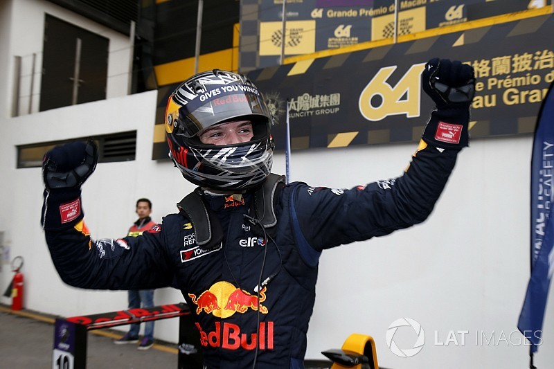 From banned bad boy to Red Bull's next bright hope