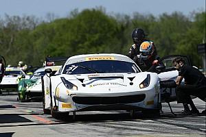 Lu and Segal sign up for full ELMS campaign in JMW Ferrari