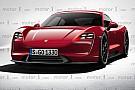 Auto À quoi pourrait ressembler la Porsche Mission E?
