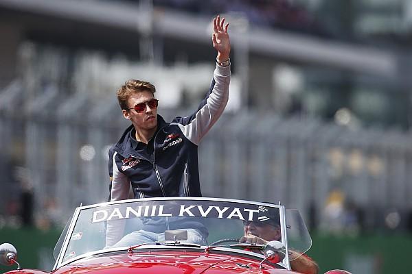 Формула 1 Новость «Он потерял скорость, и вернуть ее мы уже не смогли». Марко о Квяте