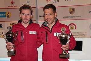 VLN Kommentar VLN: Jubel im Schweizer Toyota-Team