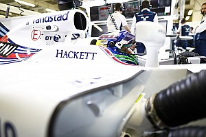 Forma-1 Jelentés a szabadedzésről Massát aggasztja a Renault teljesítménye