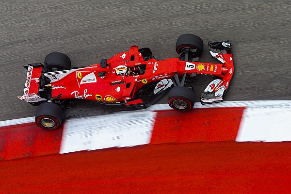 F1 速報ニュース FP2でスピンのベッテル「自分のミスで走行時間を失ってしまった」