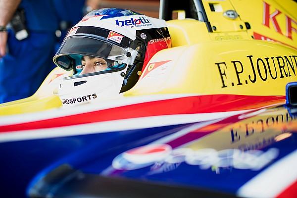 GP3 速報ニュース アレジとゴクミの息子ジュリアーノ、GP3で3年目のシーズンに挑む