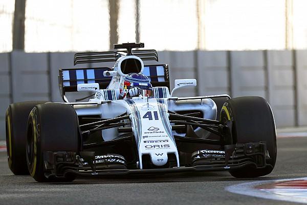 F1 Noticias de última hora Williams ficharía a Sirotkin en lugar de Kubica