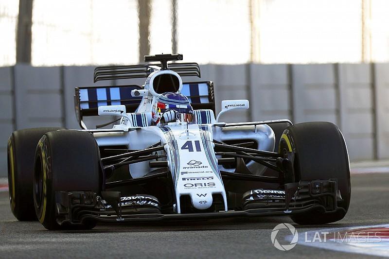 Williams: Apoio a Sirotkin será gasto em desenvolvimento