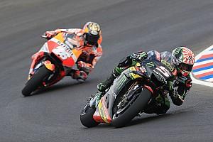 MotoGP Noticias Zarco se disculpa por causar caída de Pedrosa